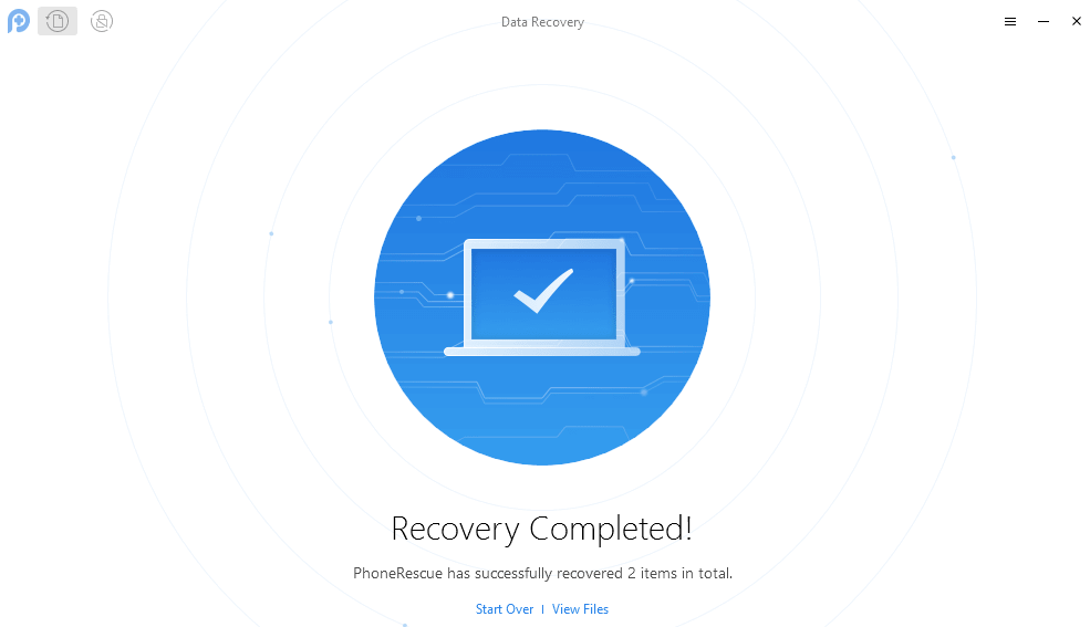 Recovery-Successful-PhoneRescue-Android