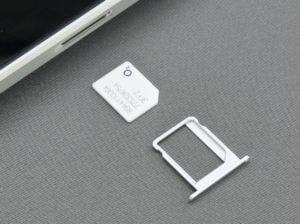 Samsung Galaxy A50's SIM card problem