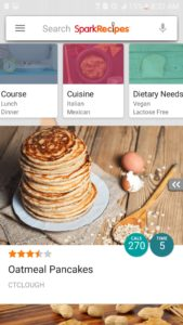 the best cookbook apps with the healthiest recipes for you
