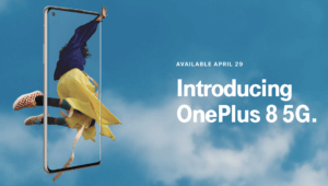 OnePlus 8 goes off sale starting April 29 (Photo credits T-Mobile)