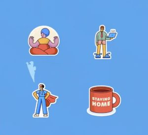 WhatsApp in collaboration with the World Health Organization has unveiled 21 new stickers