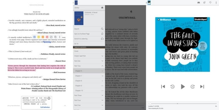 Amazon Kindle - Best eBook Reader Apps
