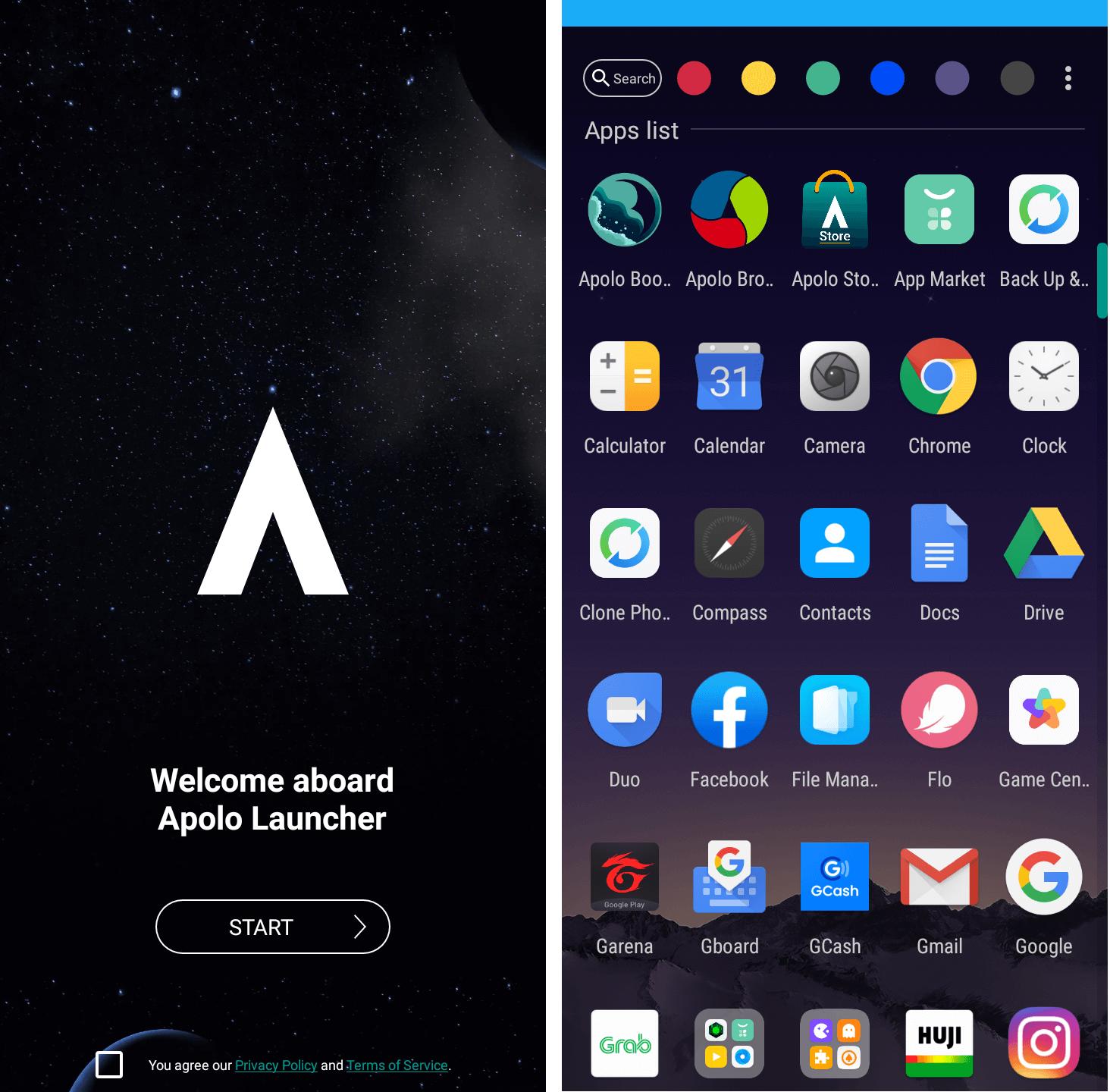 app hider apolo 1