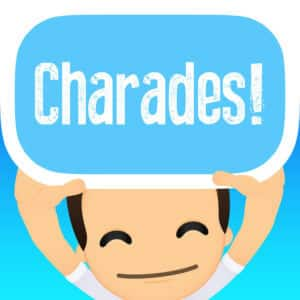 baby shower games charades app logo
