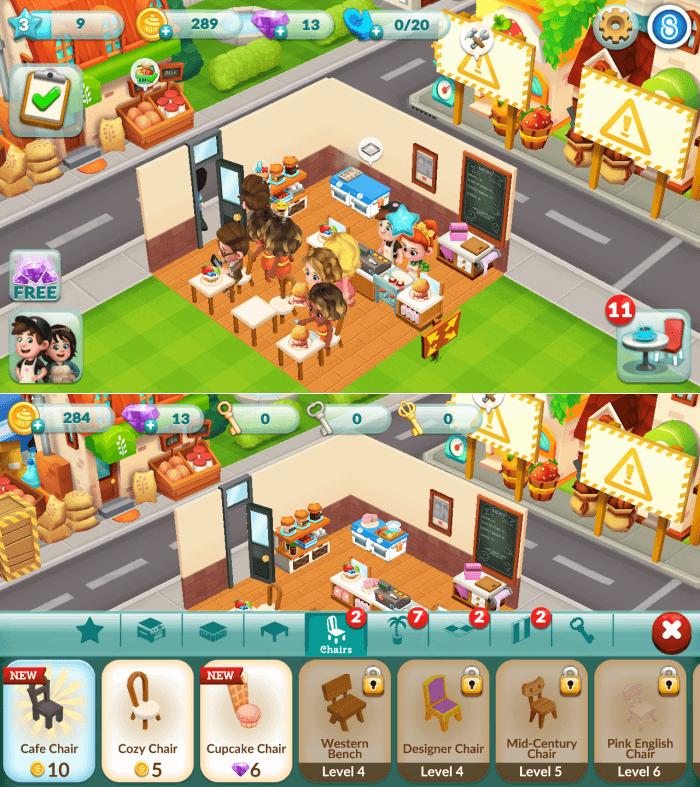 Bakery Story 2 - Restaurant Building Games