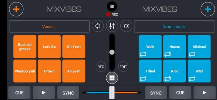 Best DJ Apps for Android - Cross DJ Free