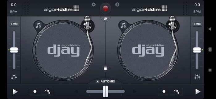 Best DJ Apps for Android - djay
