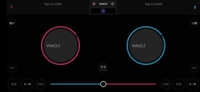 Best DJ Apps for Android - WeDJ