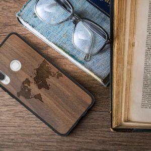 best-huawei-p30-lite-cases-kwmobile-wood2