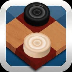 best online board games checkers app logo