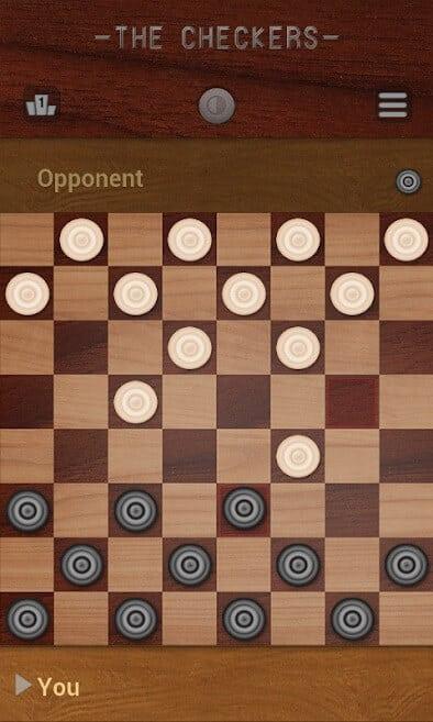 best online board games checkers in-app