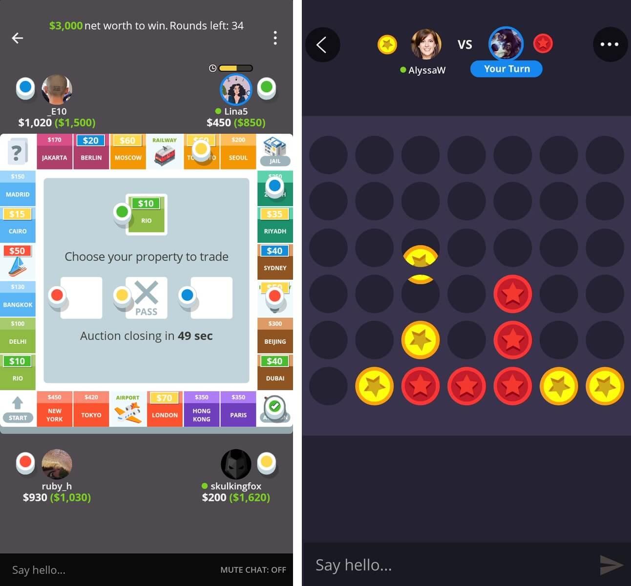 best online board games plato in-app