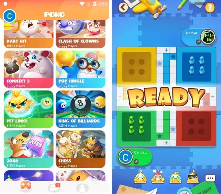 best online board games poko in app