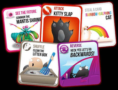 best online card games exploding kittens in-app
