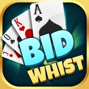 best online card games for free bid whist app logo