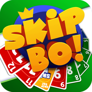 best online card games for free skipbo app logo