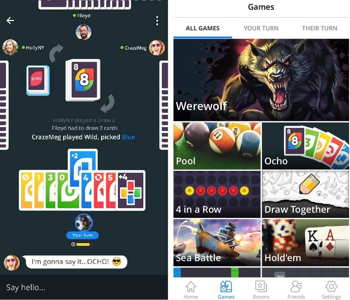 best online card games plato in-app