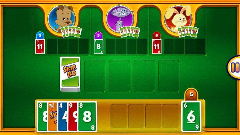 best online card games skipbo in-app