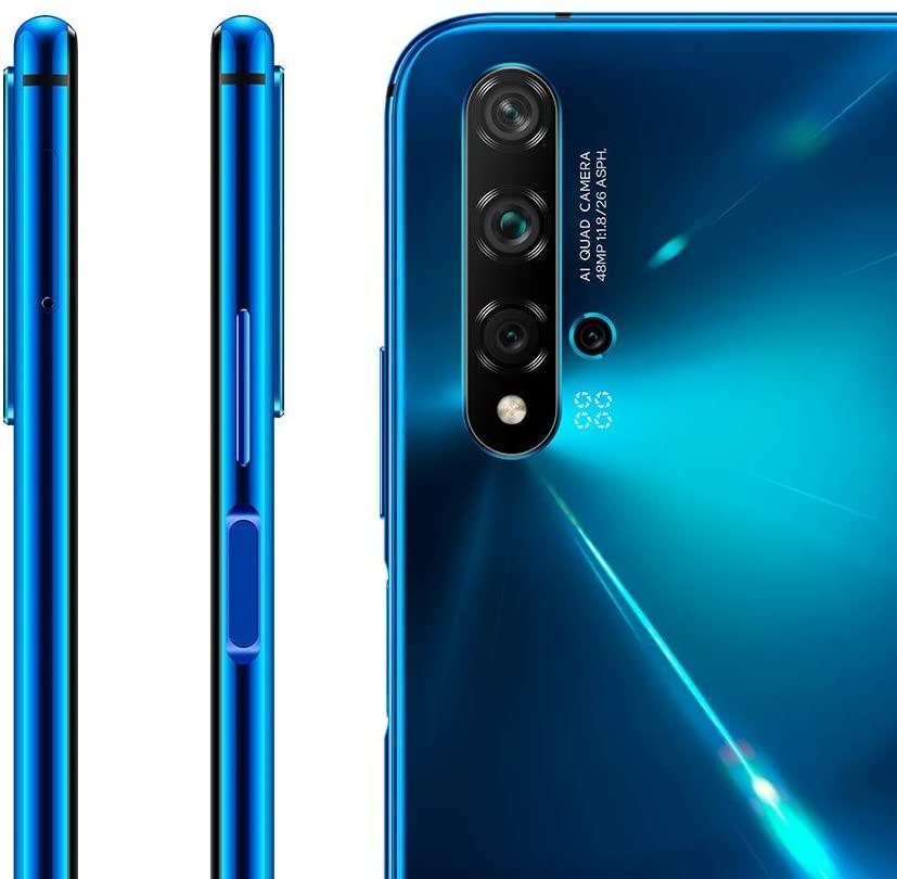 Best Phones Under 500 - Nova 5T Back
