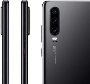 Best Phones Under 500 - P30 Back