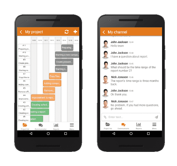 best project management apps for android project management in-app