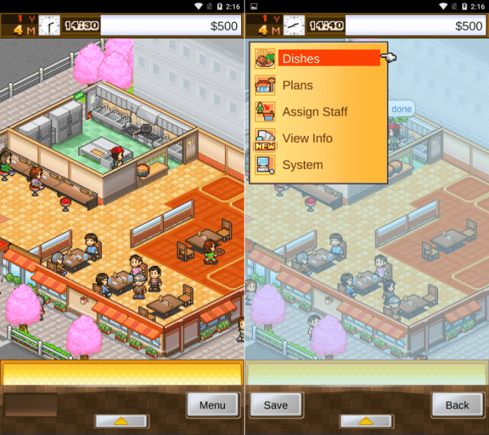 Cafeteria Nipponica - Restaurant Building Games