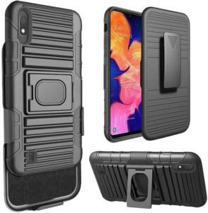 Durable Case - Problems and Solutions of Samsung Galaxy A10