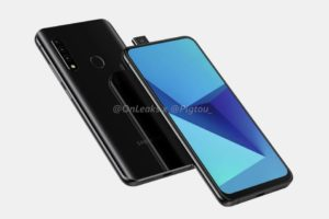 Render leaks show Samsung working on a pop-up camera for its next flagship phone