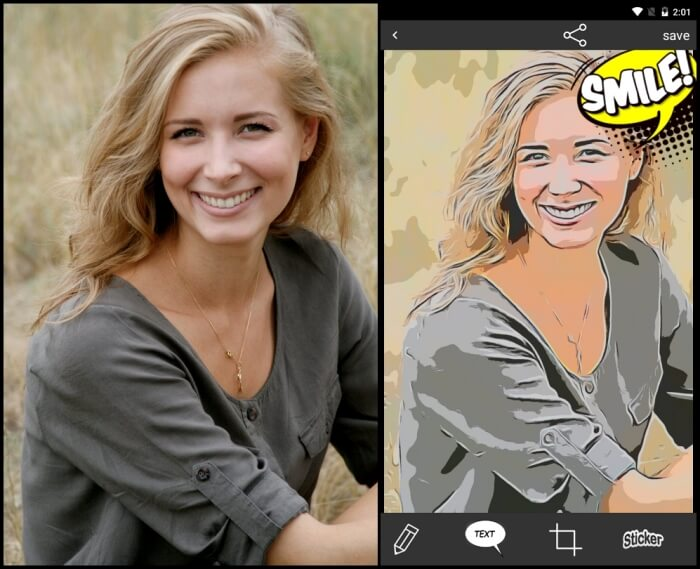 Comica - Cartoon Picture Apps