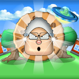 Cookie Clicker Save the World Logo - Best Idle Games