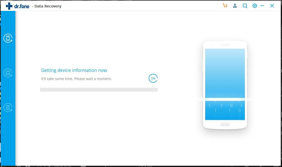 Dr. Fone - Recover Deleted Files on Android