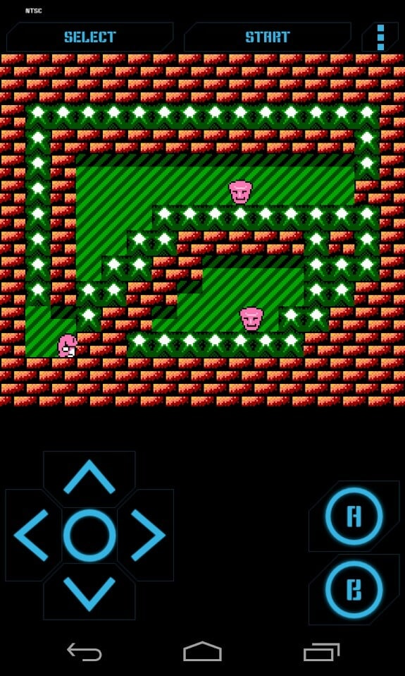 Best Emulators for Android - NES Gameplay