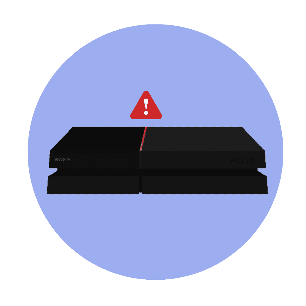 Problems with the PS4? Red Light on startup?