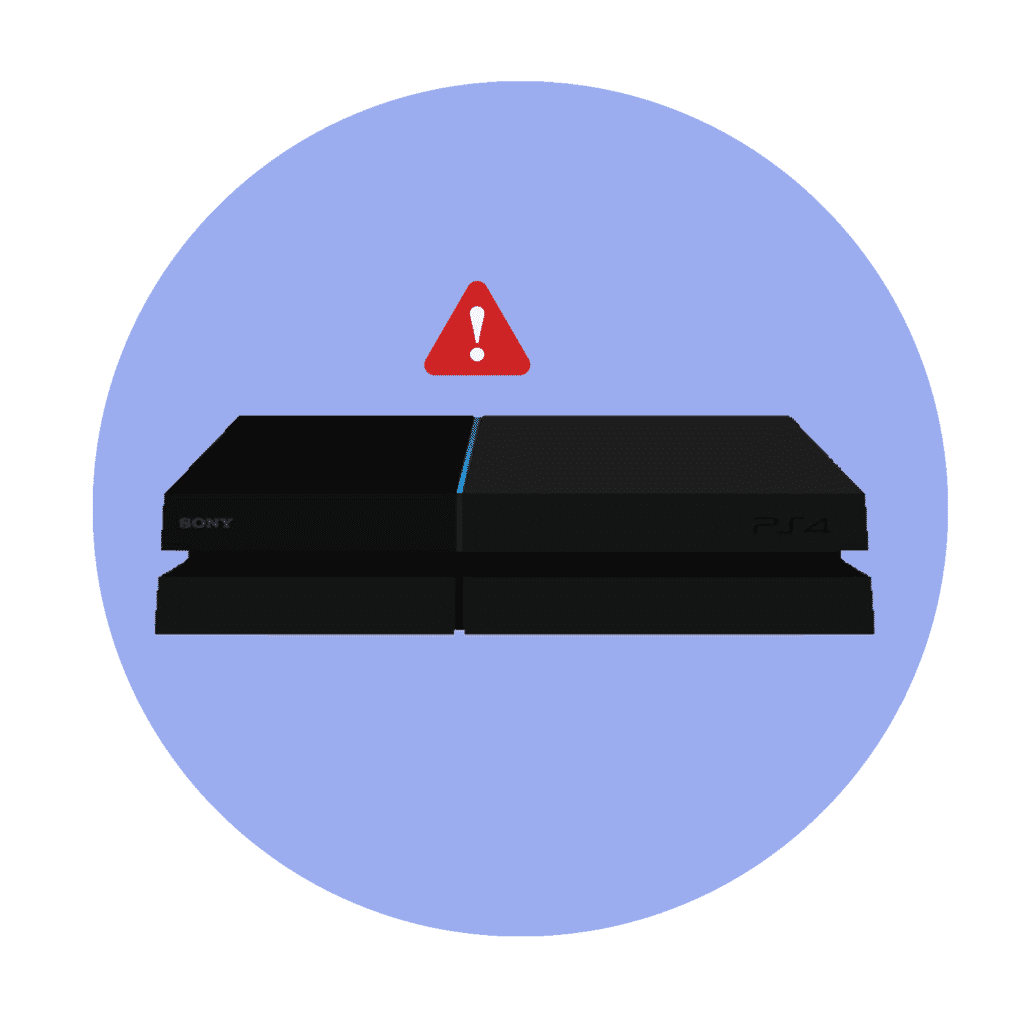Blue Light of Death Problems With The PS4