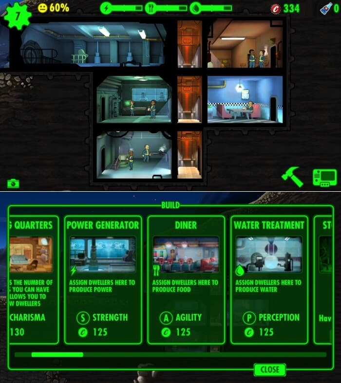 Fallout Shelter - Best Building Games for Android