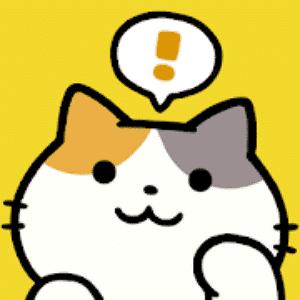 Fantastic Cats Logo - Best Idle Games