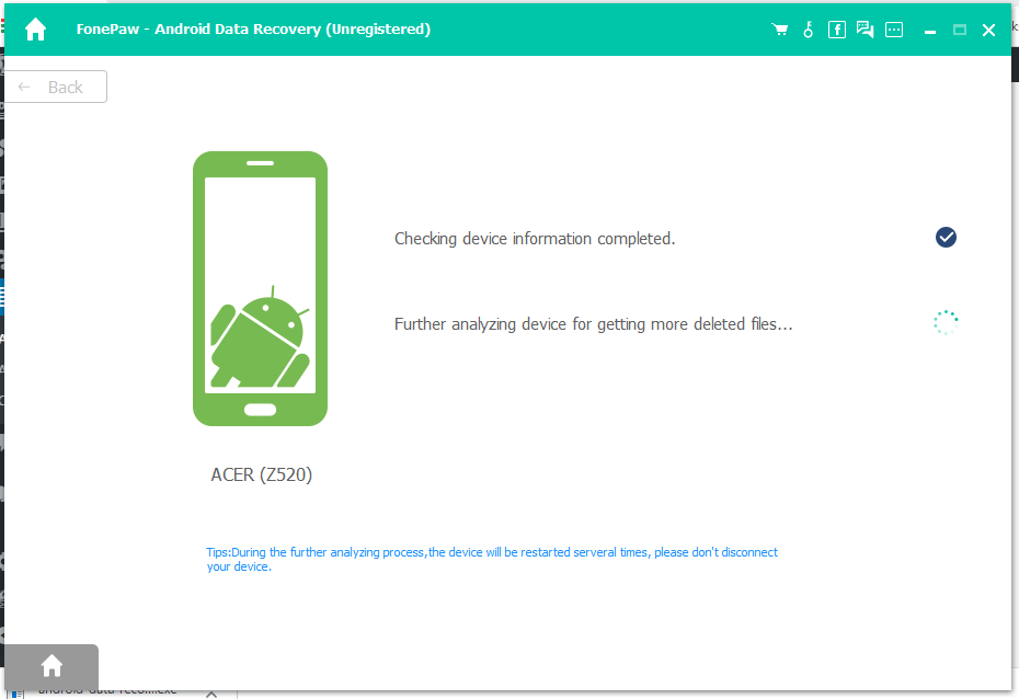 FonePaw - Recover Deleted Files on Android