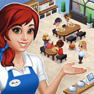 Food Street Logo - Restaurant Building Games