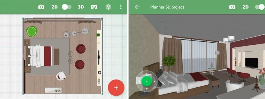 furniture design apps 5D Planner 1