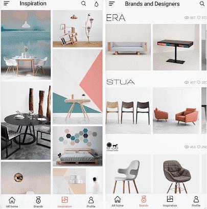 furniture design apps myty 1
