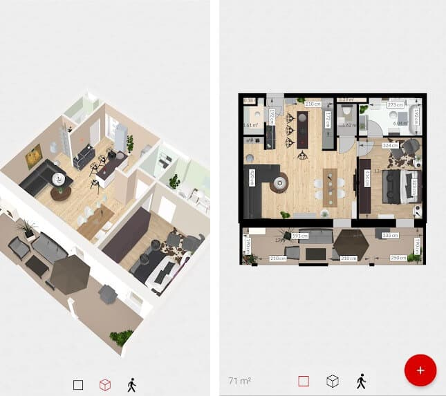 furniture design apps roomIe 1