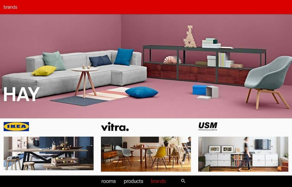 furniture design apps roomIe 2