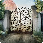 Hidden Object Games for Android - Escape The Ghost Town Logo
