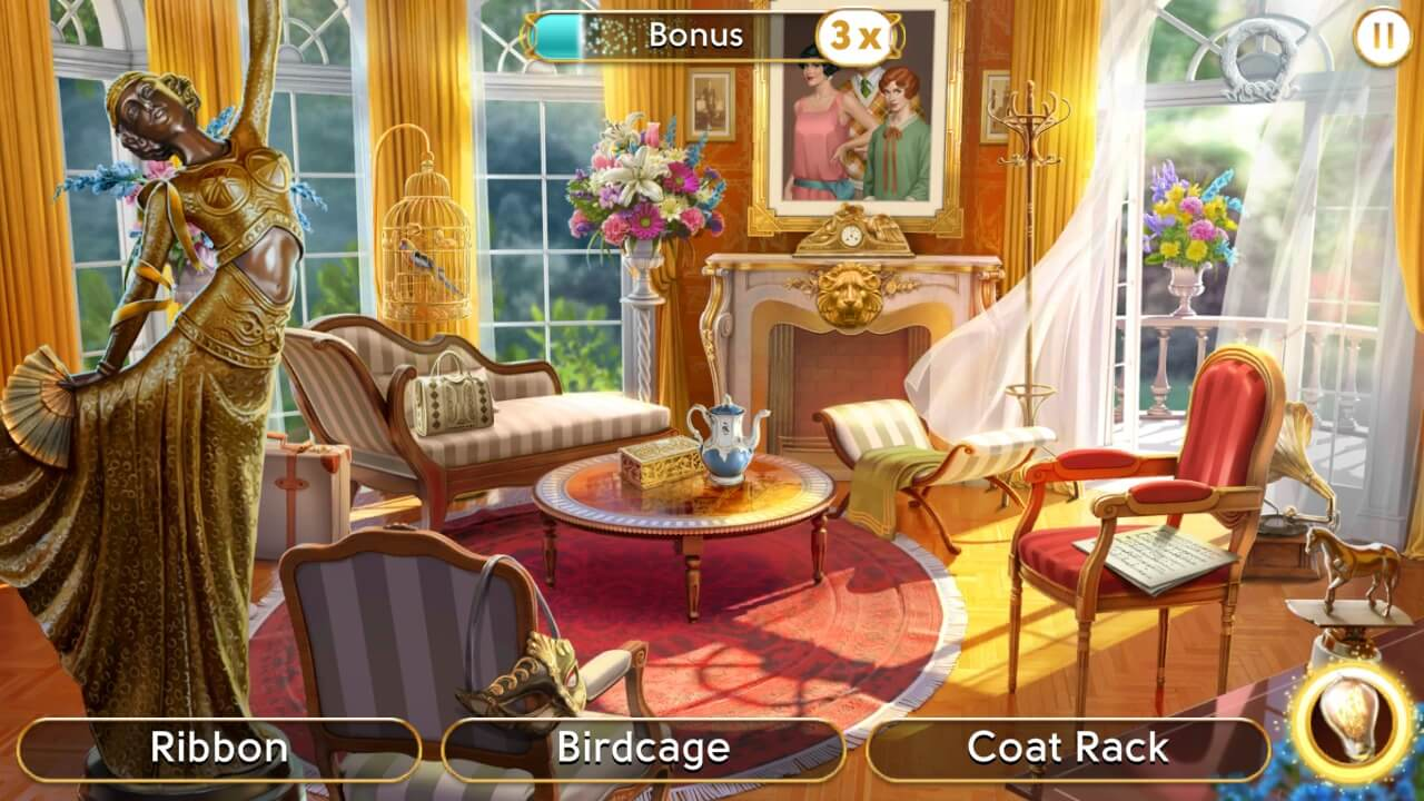 Hidden Object Games for Android - June's Journey Scene 2