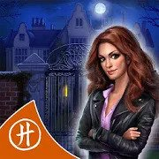 Hidden Object Games for Android - Adventure Escape: Murder Manor logo