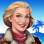 Hidden Object Games for Android - Pearl's Peril logo