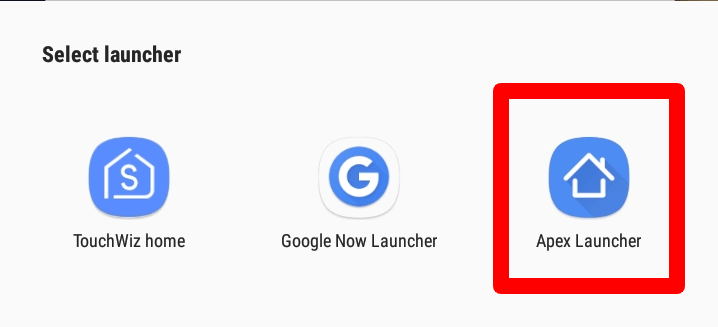 How to Hide Apps on any Android Device - Apex Launcher
