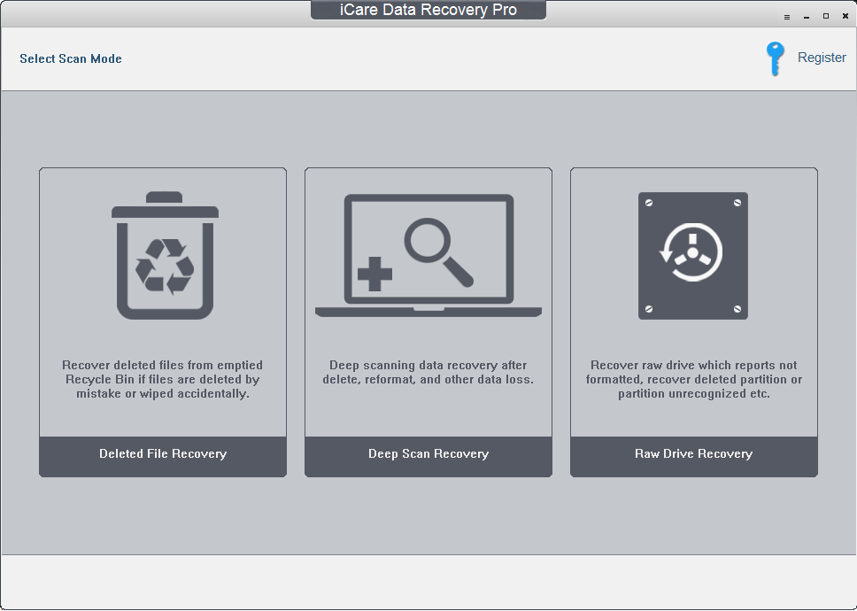 iCare Data Recovery Pro Edition - Recover Corrupted SD Card