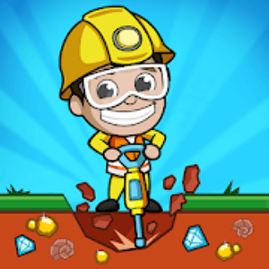 Idle Miner Tycoon Logo - Best Idle Games