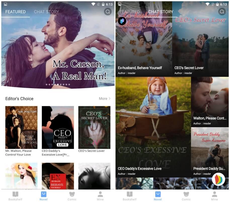 iReader - Best eBook Reader Apps